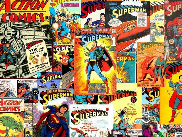 Superman: Un héroe octogenario