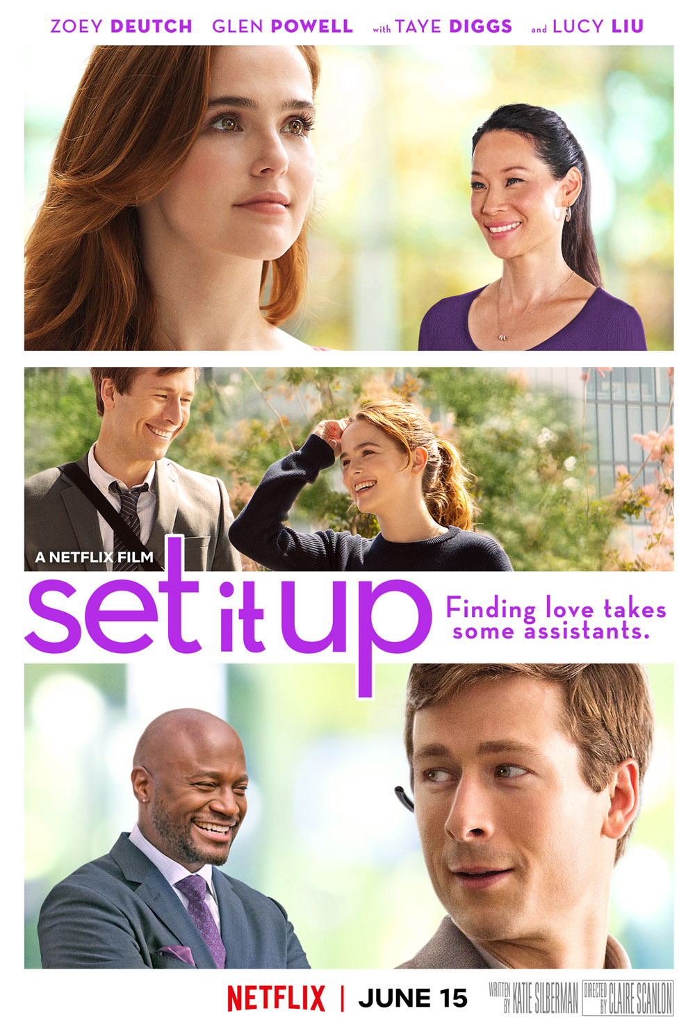 set-it-up-poster