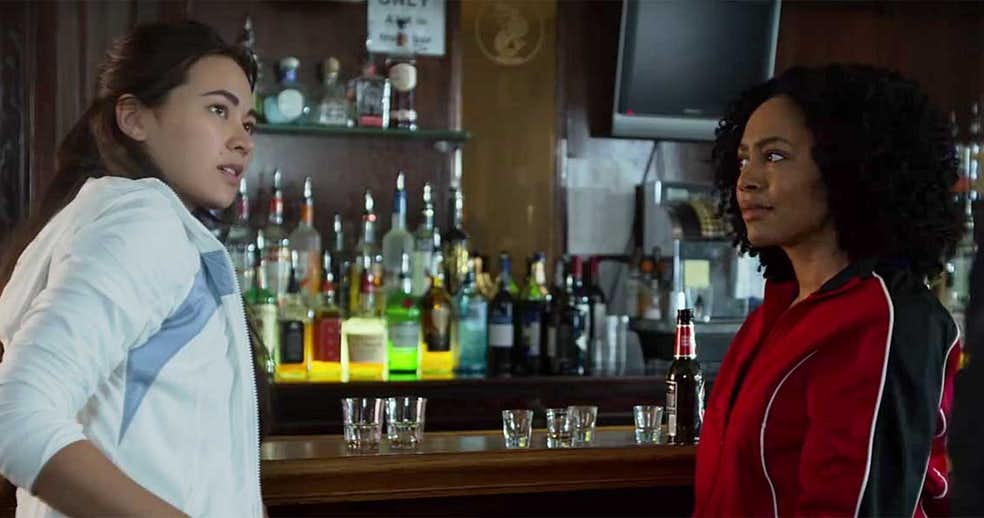 Misty Knight y Colleen Wing