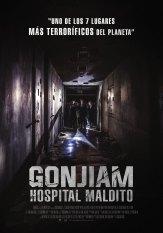 Gonjiam hospital maldito_poster