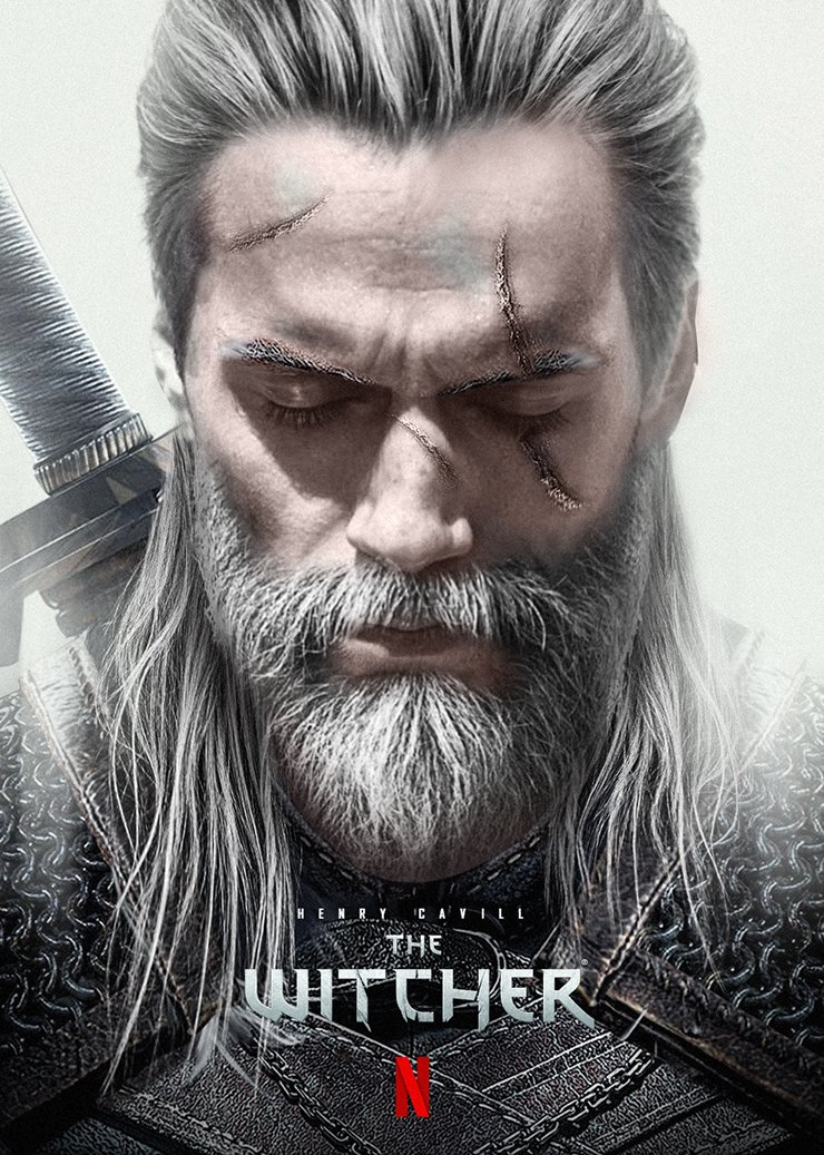 Henry Cavill The Witcher 4B