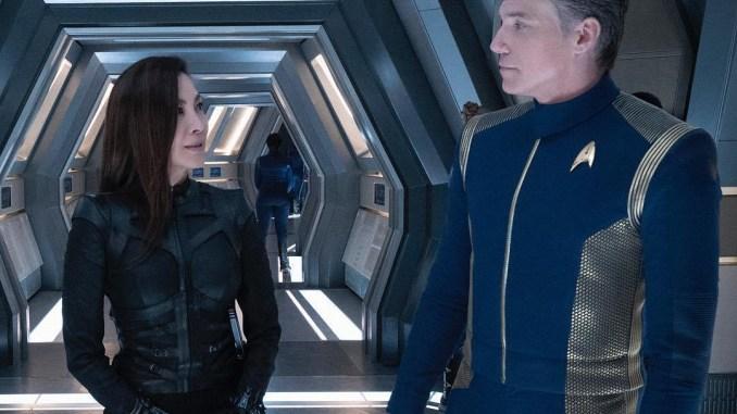 Star Trek: Discovery - Cuatro Bastardos