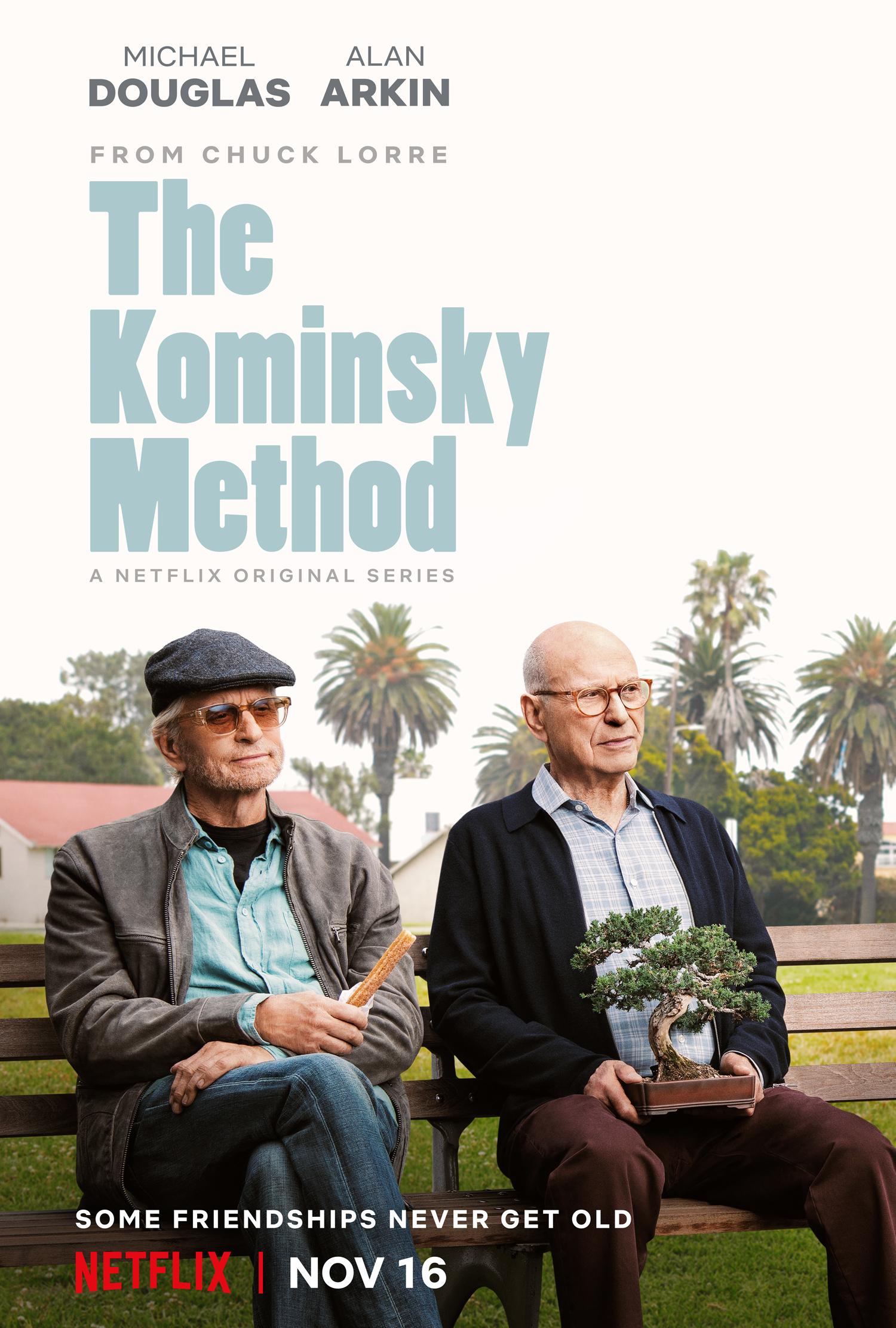 El Método Kominsky Poster.jpg