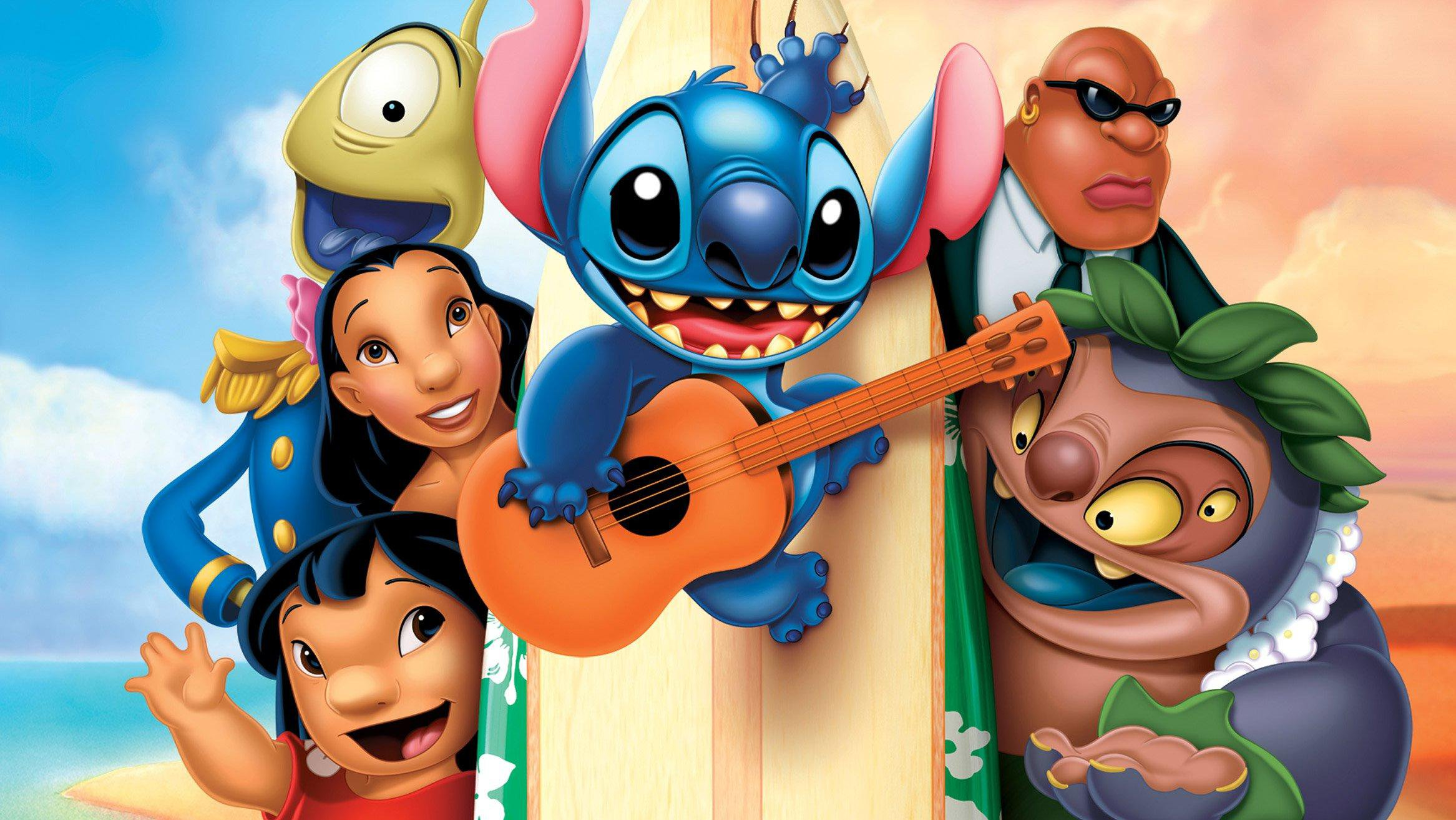 """Lilo & Stitch"""" tendrá una adaptación live-action   CUATRO BASTARDOS"""