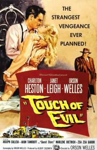 Touch of Evil Poster