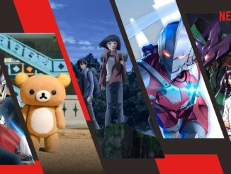 Netflix - Anime