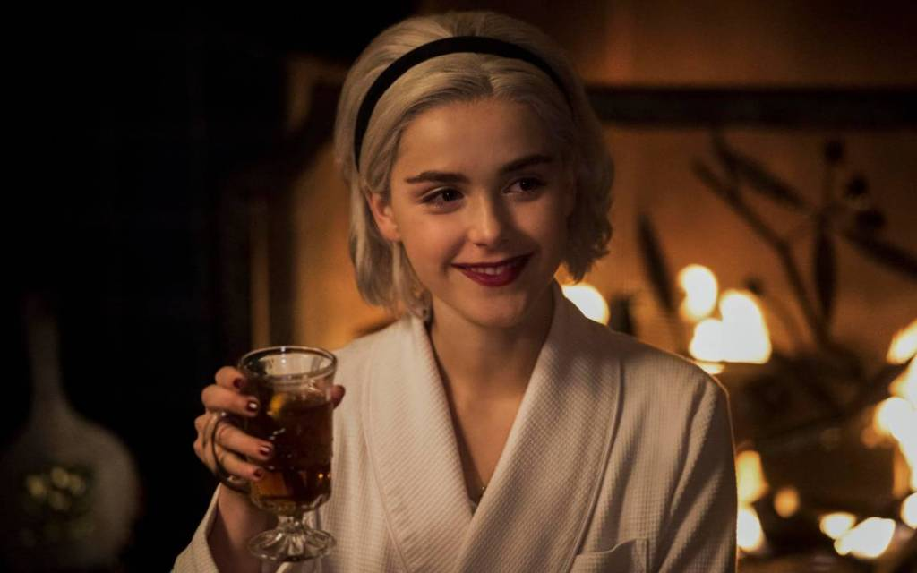 Sabrina: Un cuento invernal