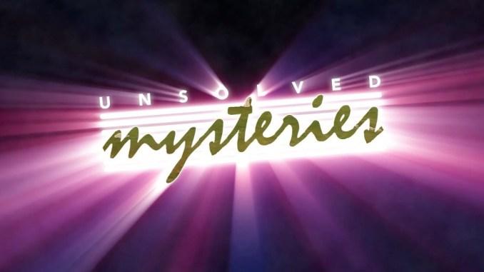 Unsolved Mysteries - Netflix