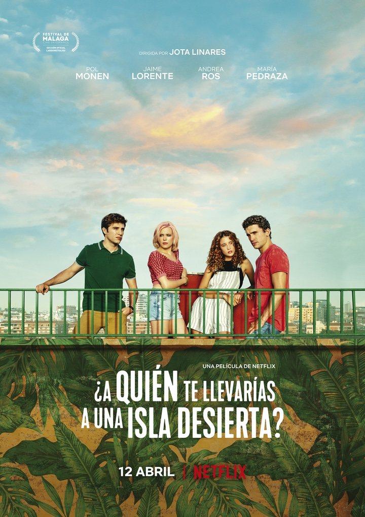 A quién te llevarías a una isla desierta Poster.jpg