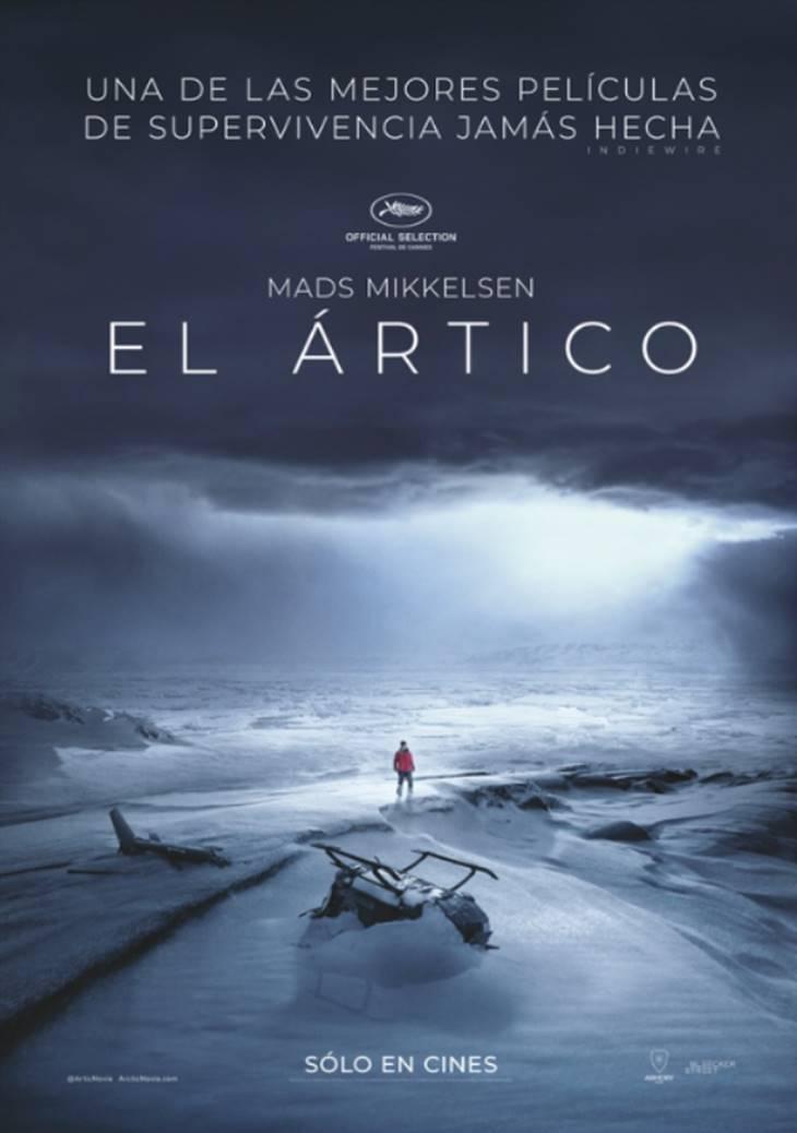 El Ártico_póster