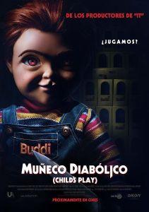 El Muñeco Diabólico Poster