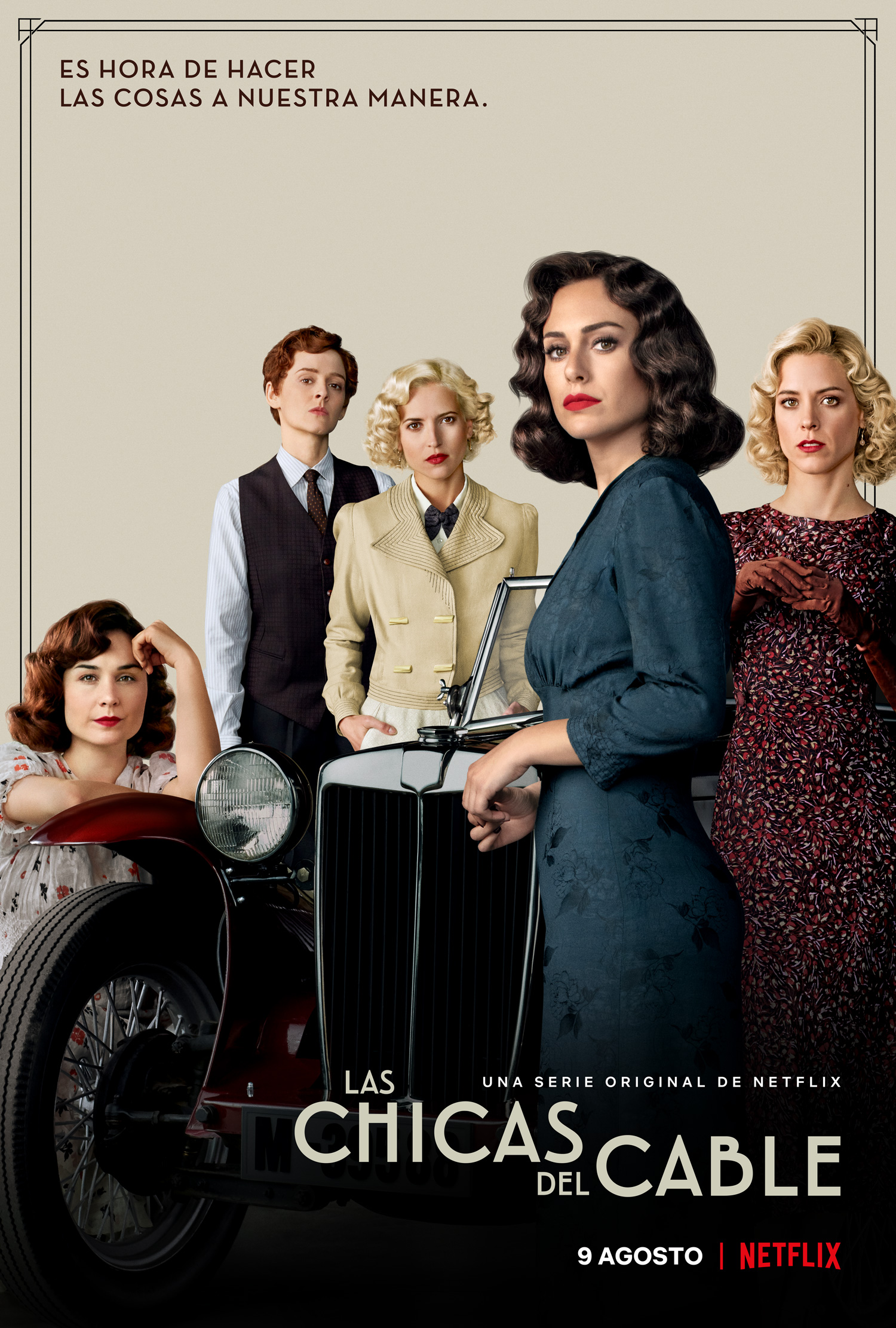 Las chicas del cable Temporada 4 Poster.jpg