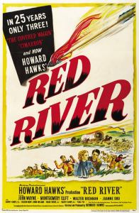 Red River 1948 Poster