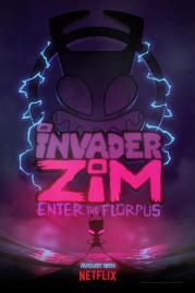 Invasor Zim - Enter the Florpus