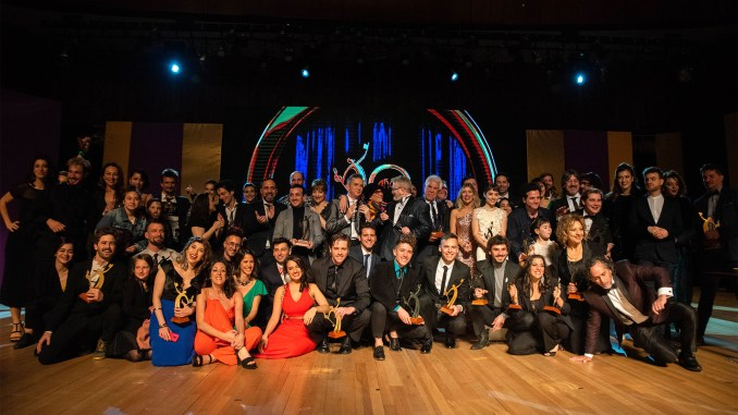 Premios Hugo al Teatro Musical