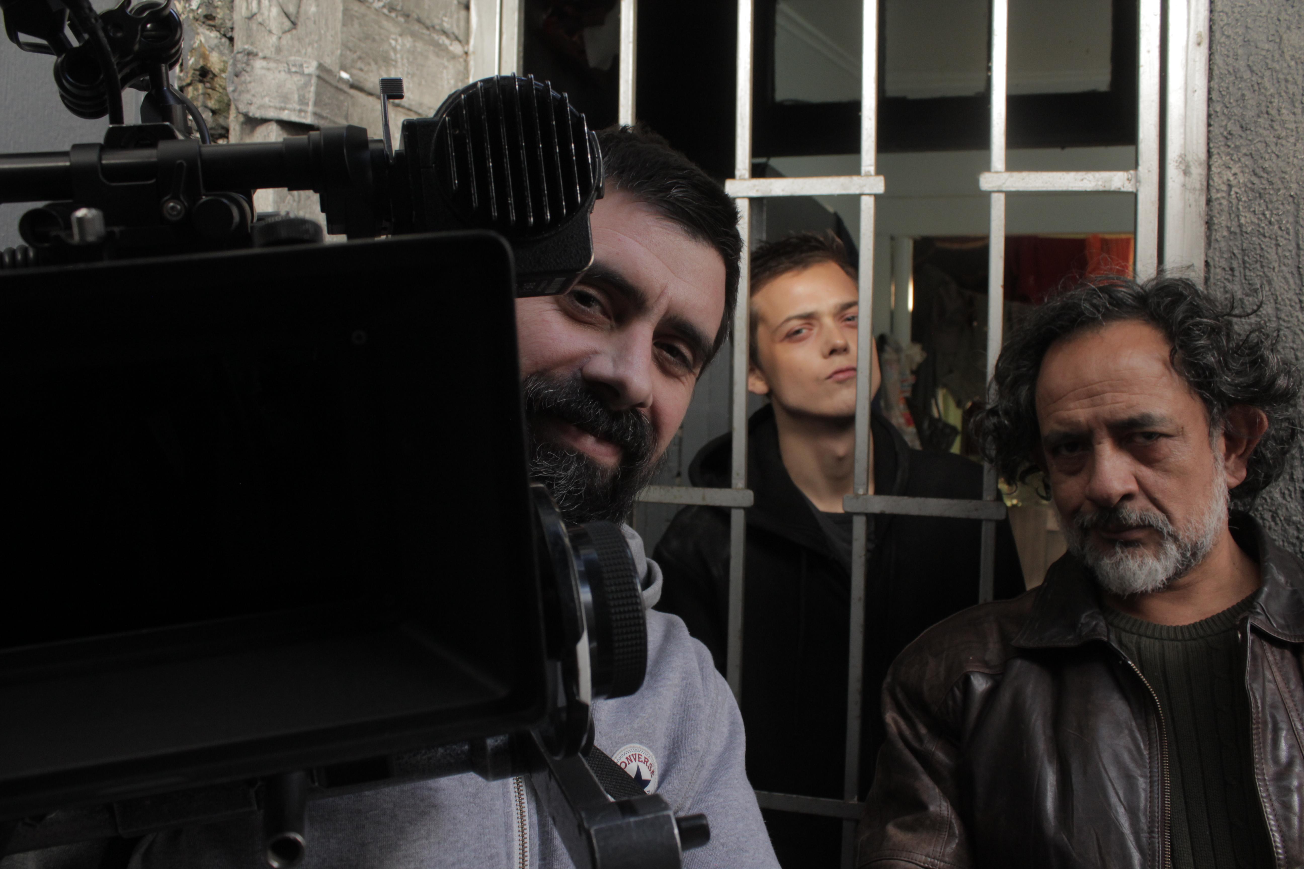 Santiago Horror Film Festival – Entrevista a Ernesto Díaz Espinoza