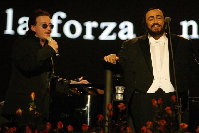 Pavarotti and Friends Concert Concert