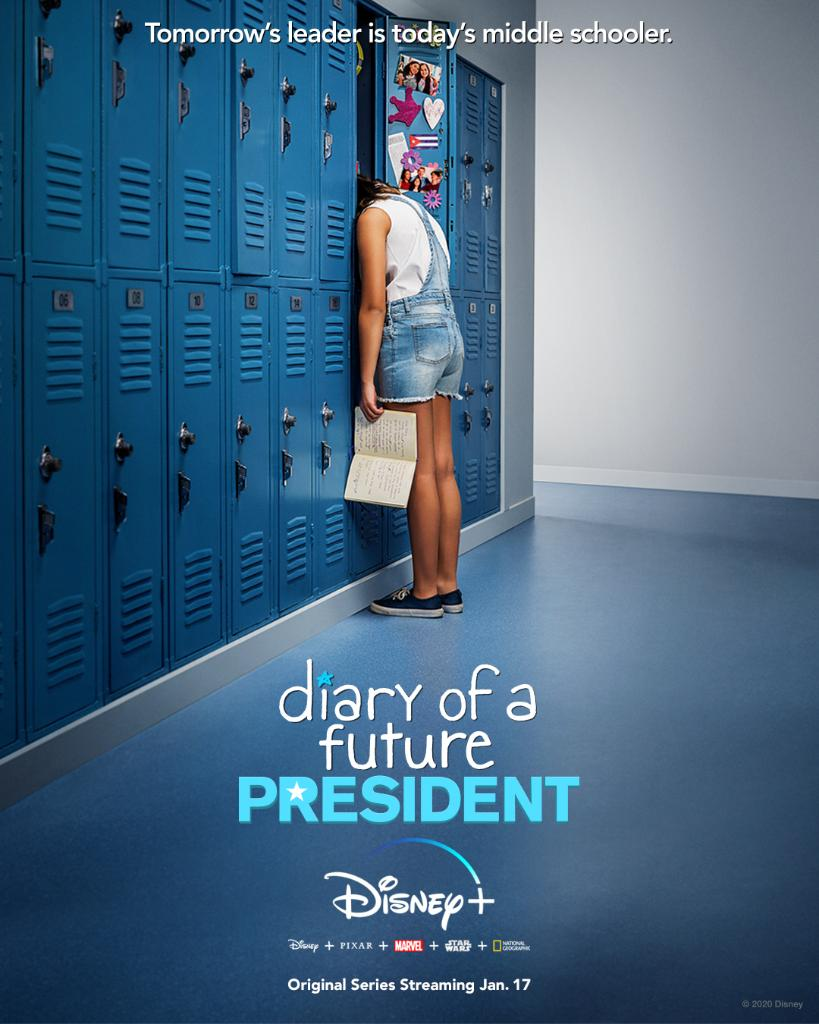 Diary of a future president - Poster.jpg