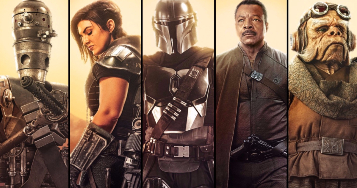 The-Mandalorian-Character-Posters-Trailer-Release-Date-Star