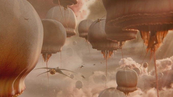 """Tráiler y fecha de estreno para """"Cosmos: Mundos posibles"""""""