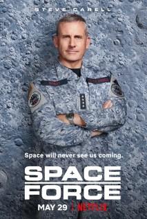 [REVIEW] Fuerza Espacial - Temporada completa
