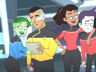 Star Trek - Lower Decks: Avance de la nueva serie animada de CBS All Access
