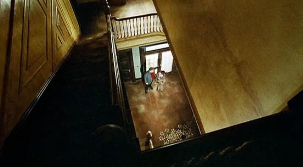 Rojo y Viejo Bastardo: «Al final de la escalera» de Peter Medak