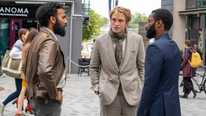 Tenet: Avance final del nuevo film de Christopher Nolan