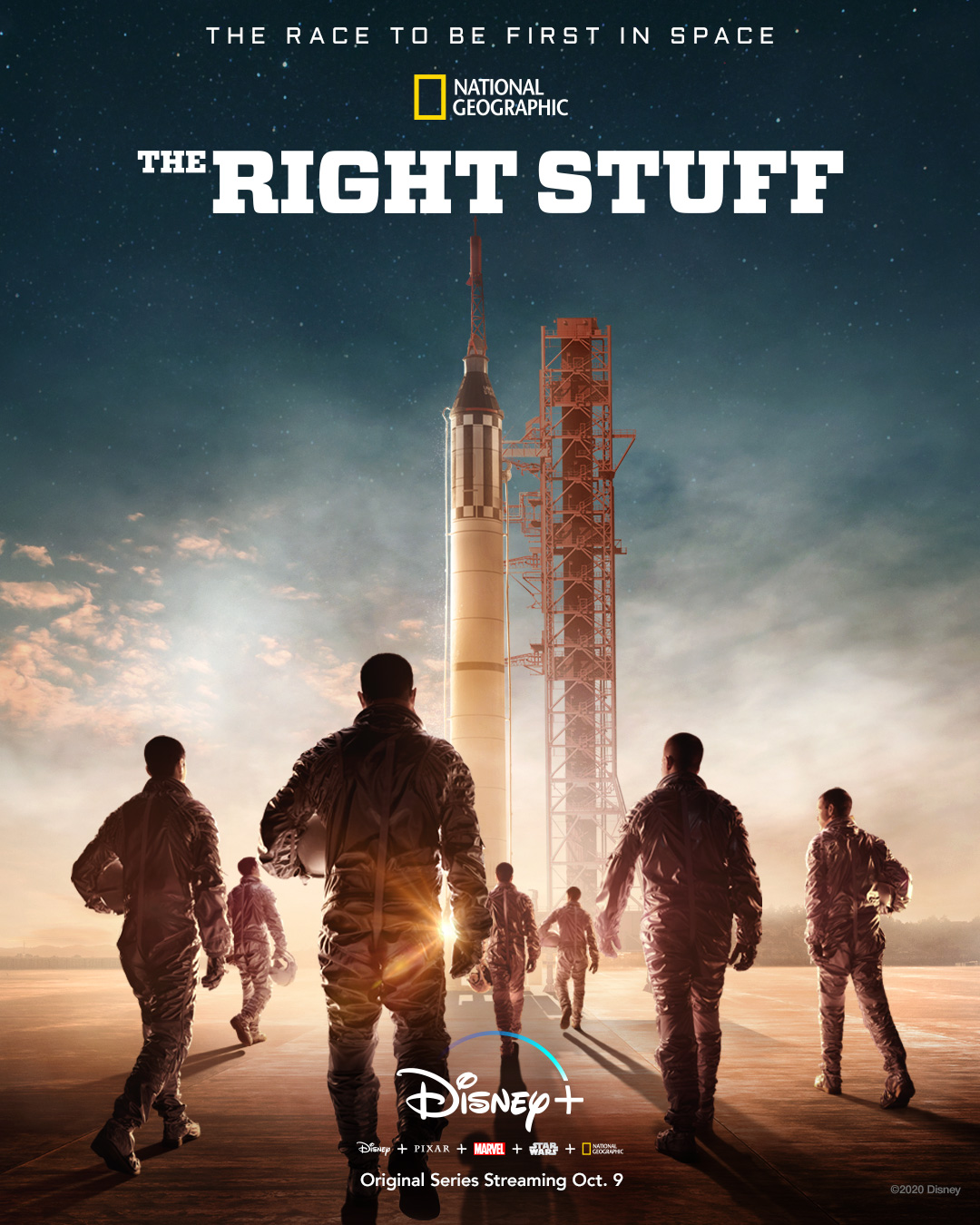 The Right Stuff - Poster