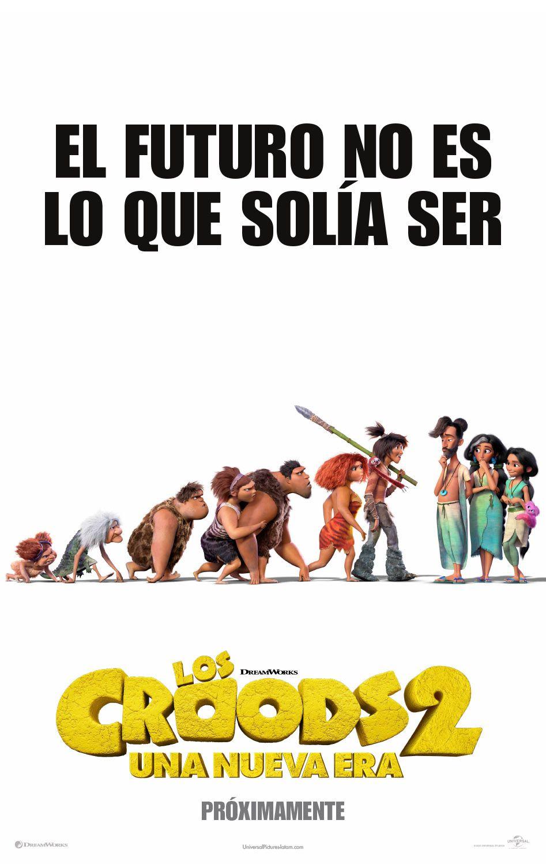 Los Croods 2 - Una nueva era: Avance del nuevo film de DreamWorks Animation