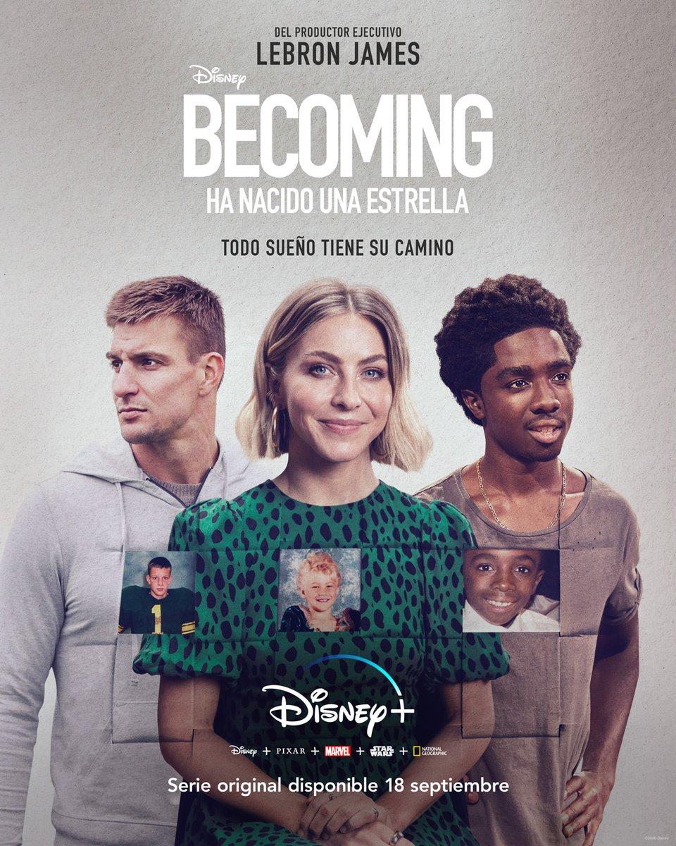 Becoming Disney Plus - Poster