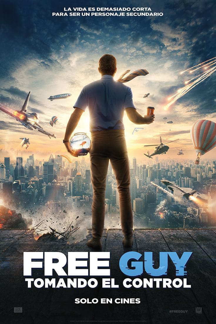Free Guy: Tomando el control