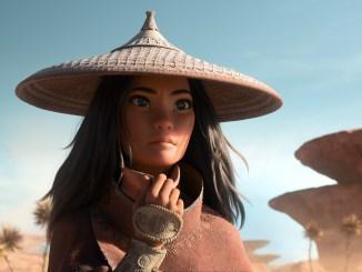 Raya y el último dragón: Avance de la nueva aventura de Walt Disney Animation Studios