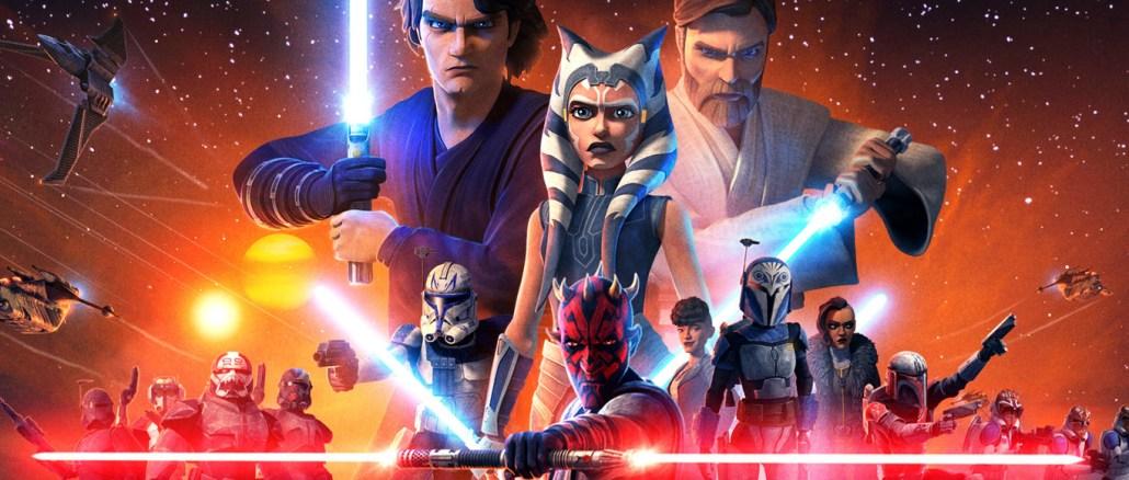 Star Wars: La Guerra de los Clones