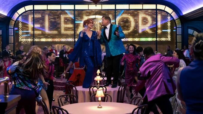 The Prom: Avance e imágenes de la adaptación dirigida por Ryan Murphy