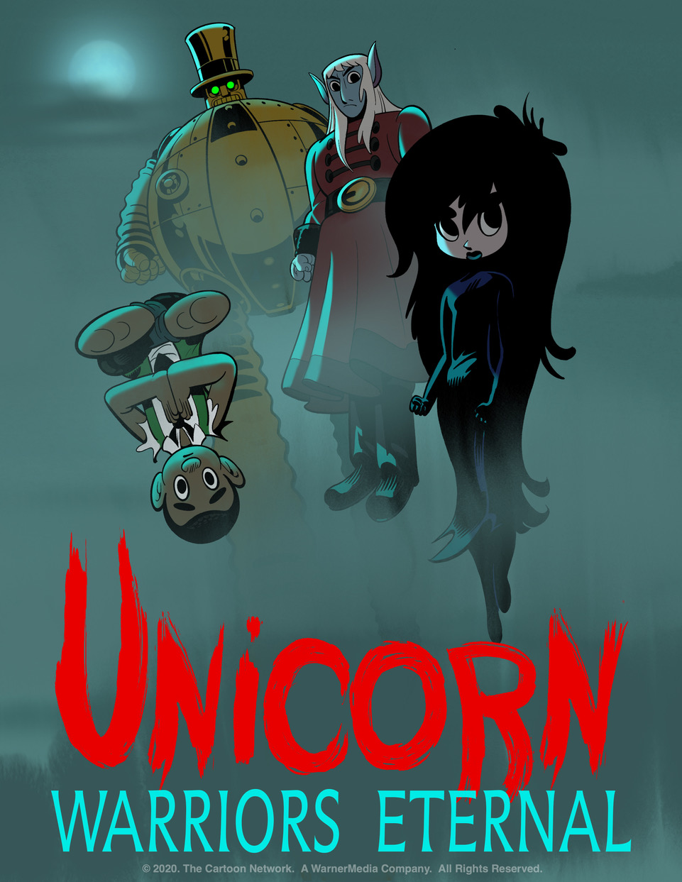 Unicorn - Warriors Eternal: La nueva serie animada de Genndy Tartakovsky