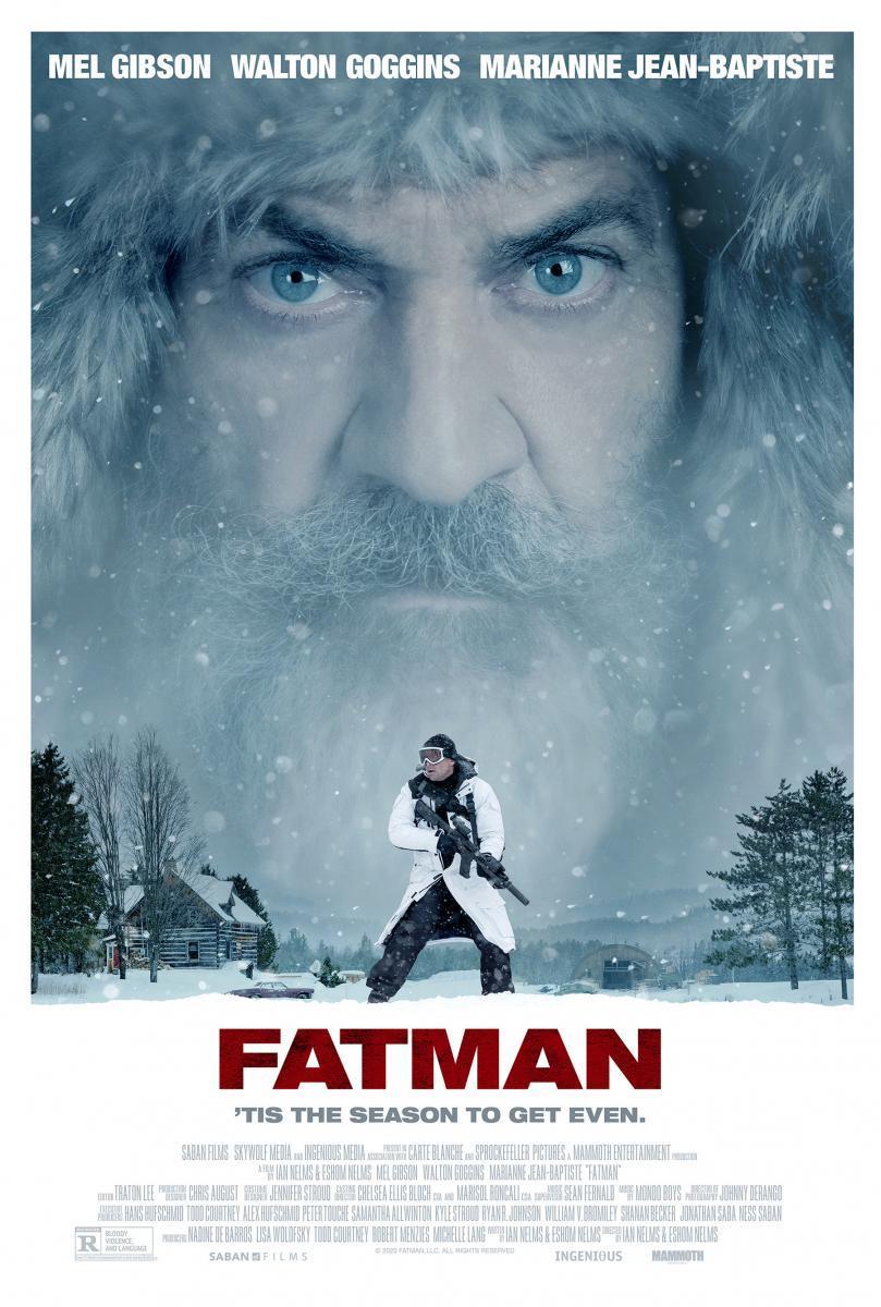 Fatman: Santa Claus en guerra con un asesino a sueldo