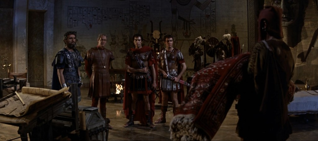 """Inmenso Bastardo N°8: """"Cleopatra"""" (1963), de Joseph L. Mankiewicz"""