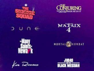 Este es el calendario de Warner Bros. para cines y HBO Max en 2021