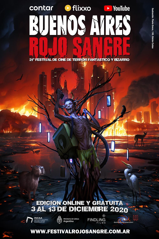 BARS: Todo sobre la 21° edición del festival Buenos Aires Rojo Sangre