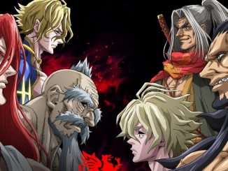 Nuevas series anime en Netflix