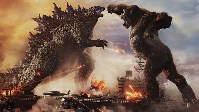 [Review] Godzilla vs Kong