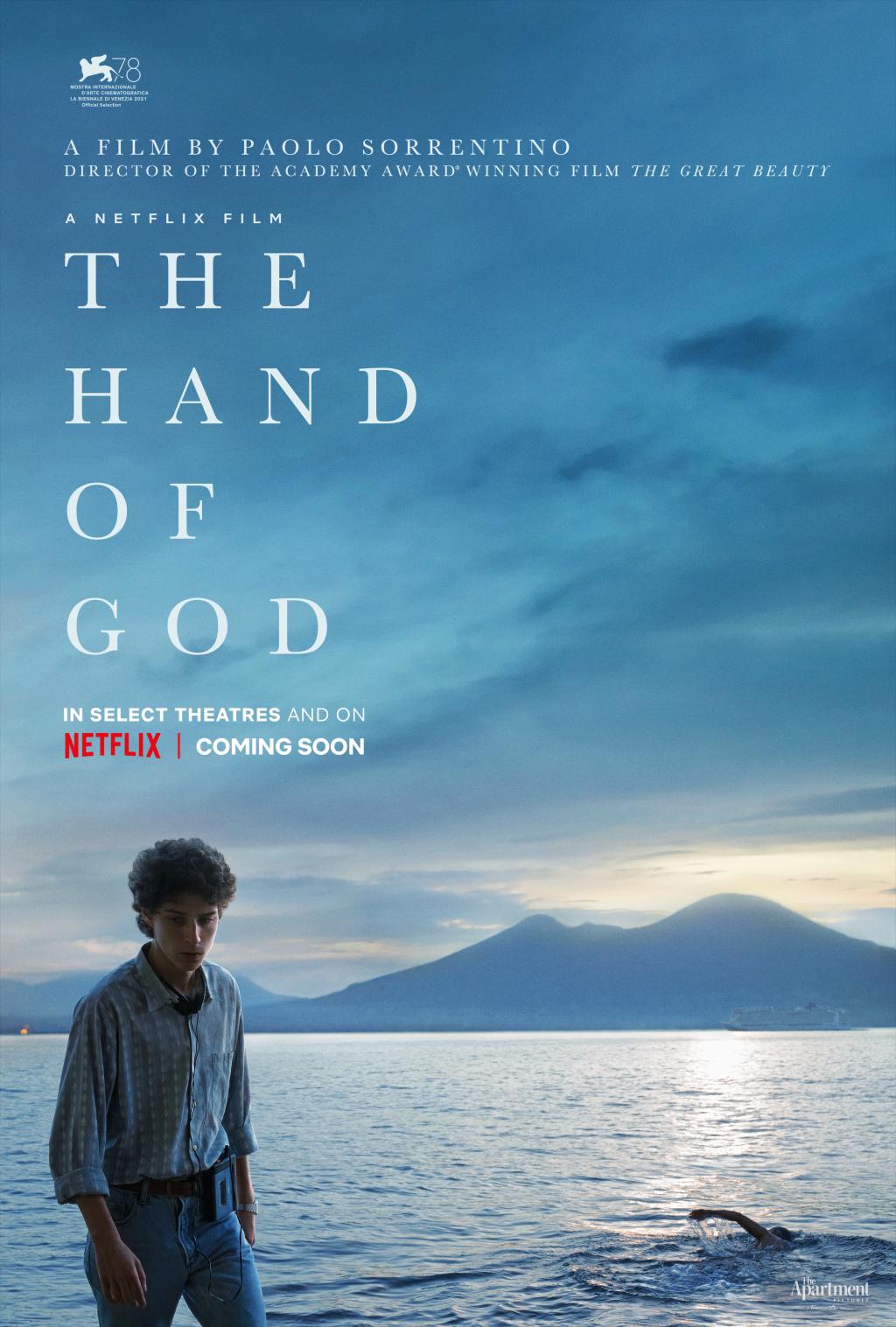 Fue la mano de Dios: Avance del nuevo film de Paolo Sorrentino