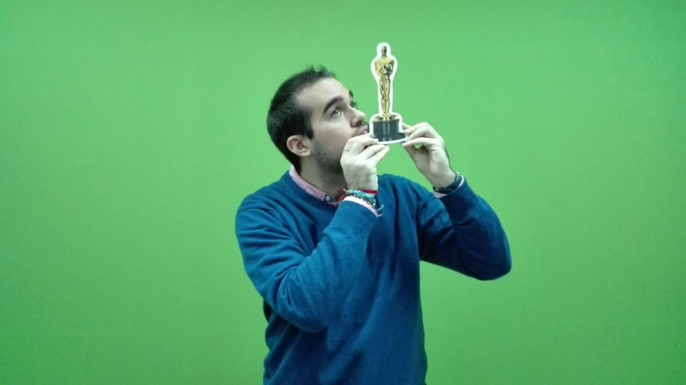 Oscar 2017 Jorge