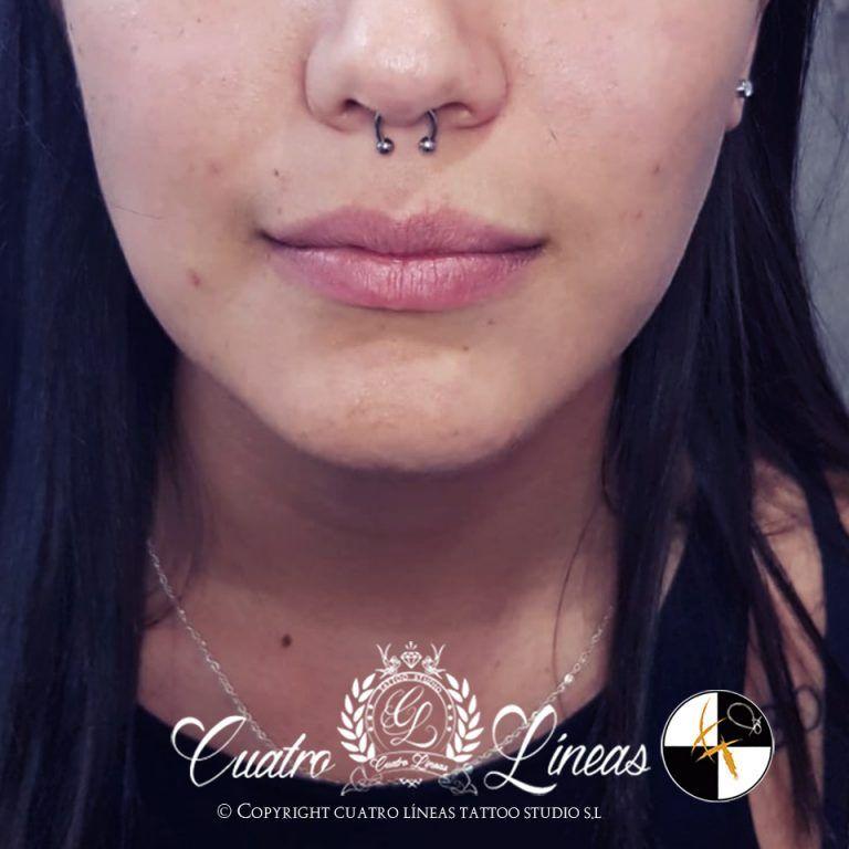 Piercing septum mujer madrid