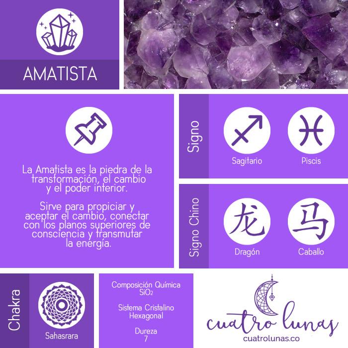 Infografia Amatista