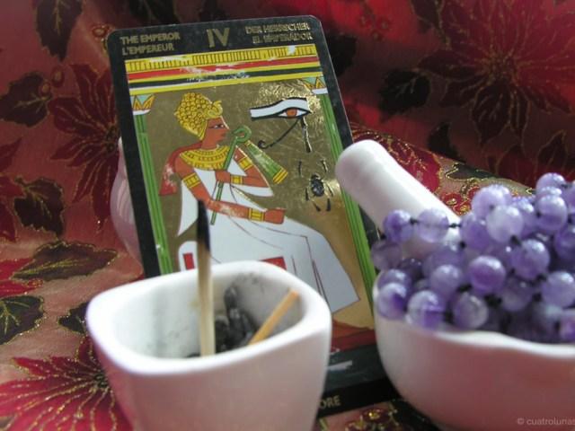 Lo que El Emperador del Tarot me ha enseñado