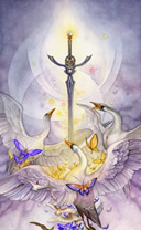 shadowscapes ace of swords