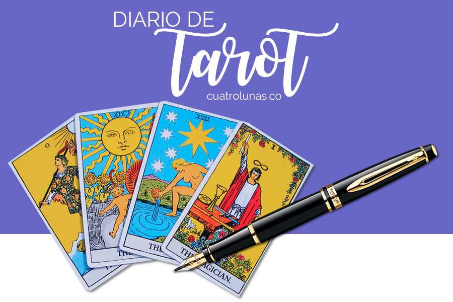 Diario Tarot Imprimir PDF Gratis