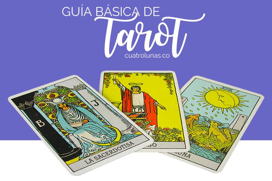 Guía Básica de Tarot PDF Gratis